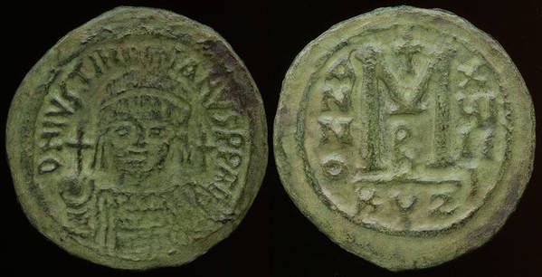Justinian Folles - Cyzicus