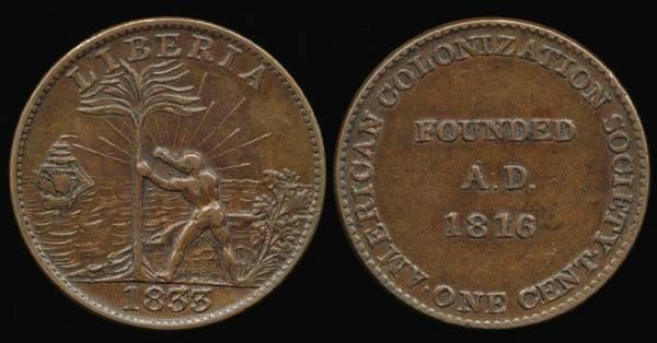 Liberia; ACS, CH-2