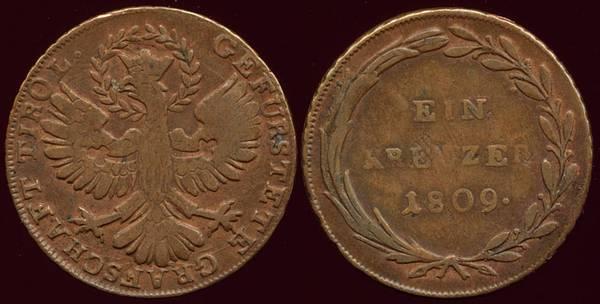 Austria - Tyrol; Hofer Insurrection 1809