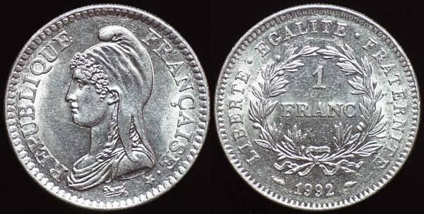 France - 200th Anniv. of Republic