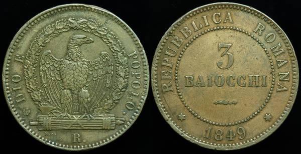 Roman Republic 1849