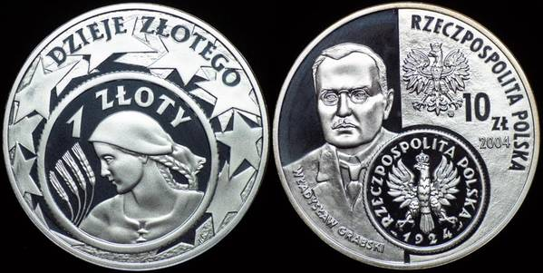 Poland 10 Zlotych - Coin Tribute