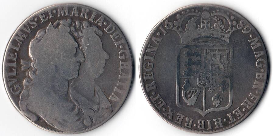 Great Britain 1689 2/6