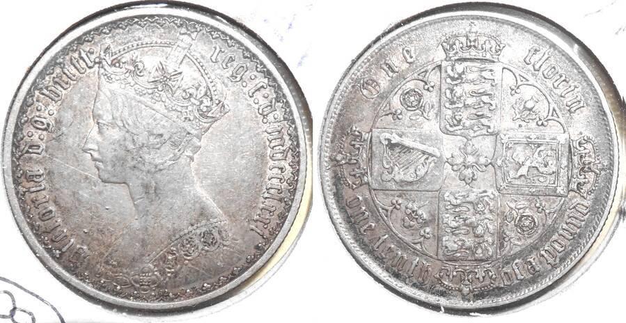 Great Britain 1871 2/-