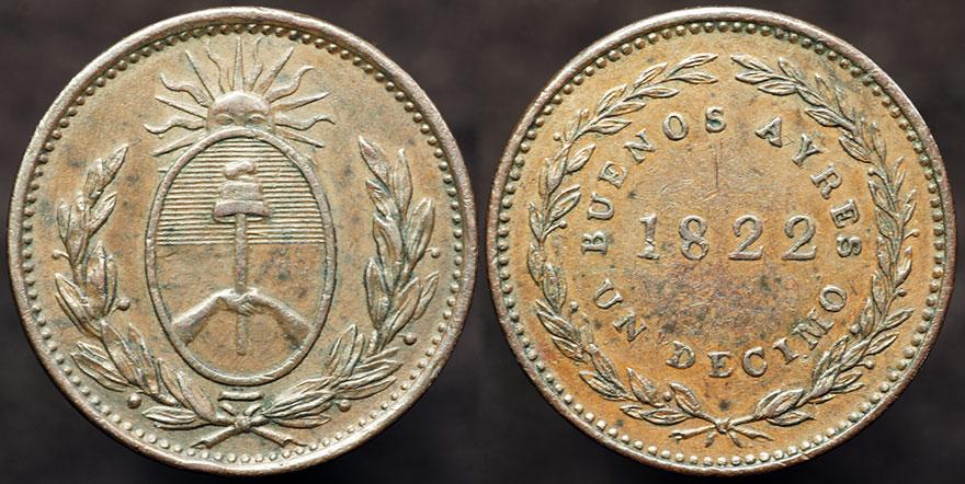 ARG_Buenos_Ayres_Decimo_1822