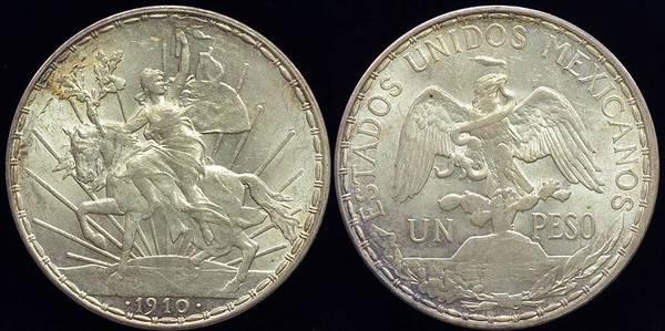 'Cabalitto' Peso 1910