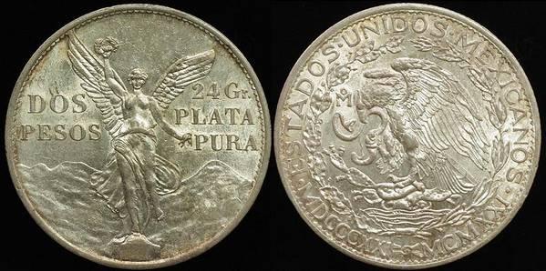 Mex. Centennial of Indep.