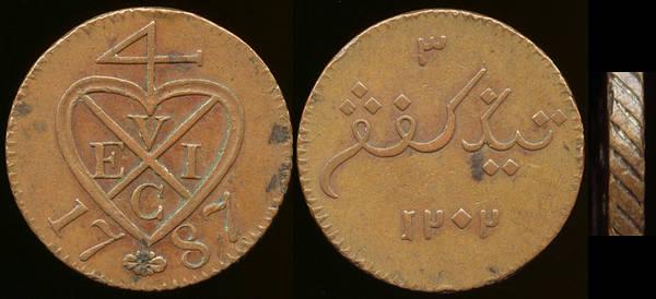 Sumatra 3 Keping 1787