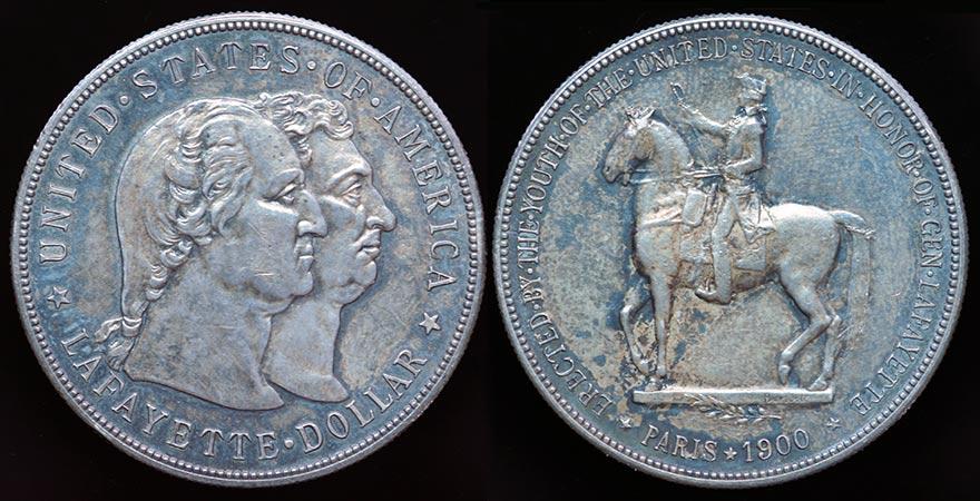 Lafayette_Dollar