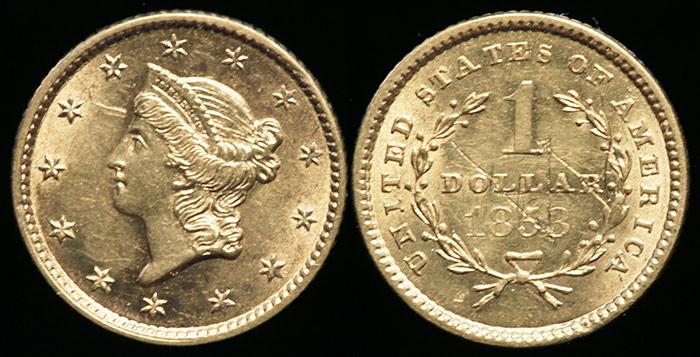 USA_1-Dol_1853