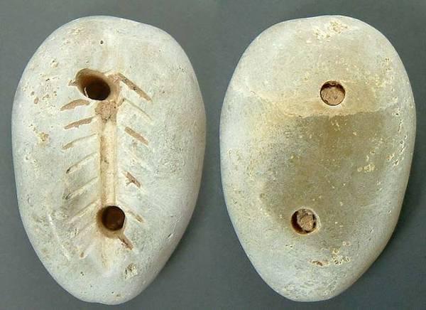 Stone or Jade Cowrie - China