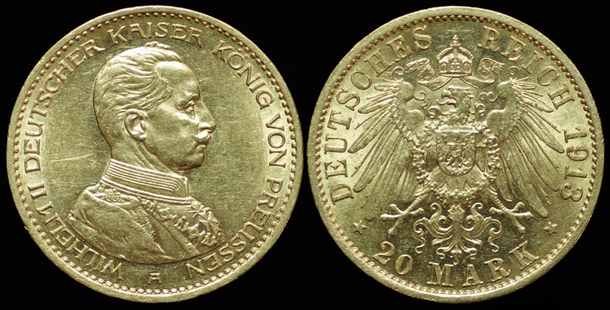 GER_Prussia20RMrk_1913