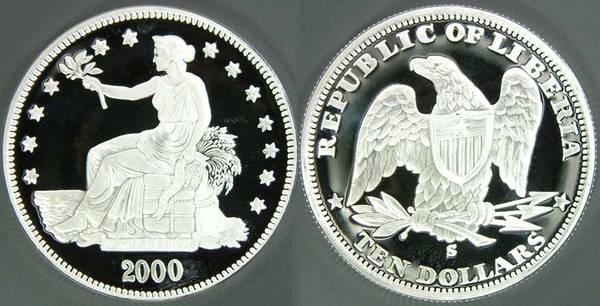 Liberia - USA Trade $