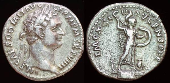 Domitian - Minerva