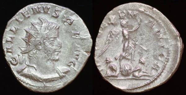 Gallienus - Vict. GERMANICA