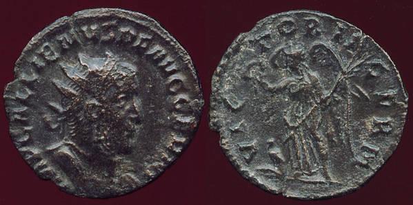 Gallienus - Victoria Germania
