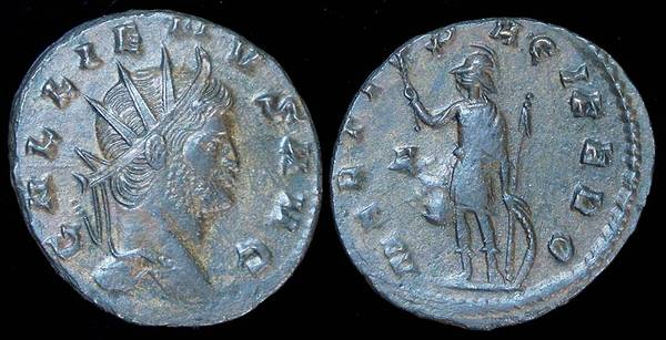 Gallienus - Mars