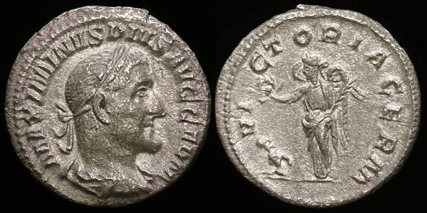 Maximinus I - Vict. GERM