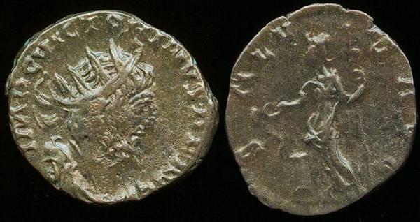 Victorinus, Salus
