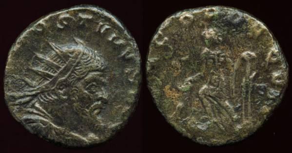 Gallic Empire - Aureolus Ant.