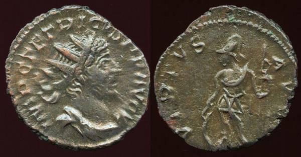 Tetricus I - Virtus
