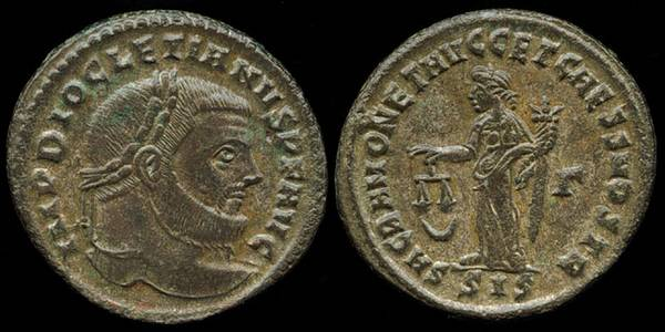 diocletians monetary reform