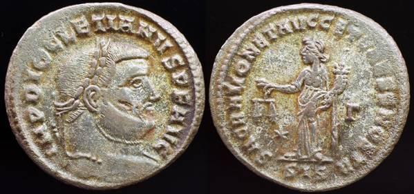 Diocletian & Moneta