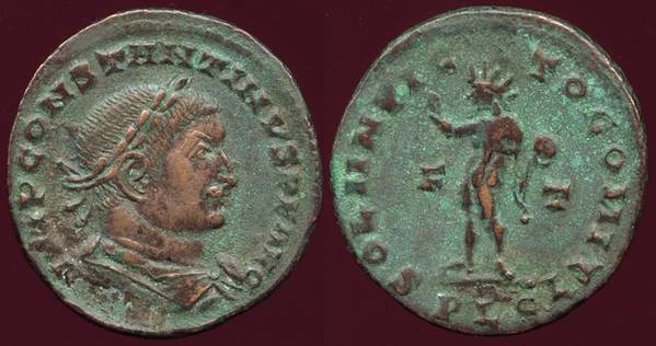 Constantine I, The Great - Sol