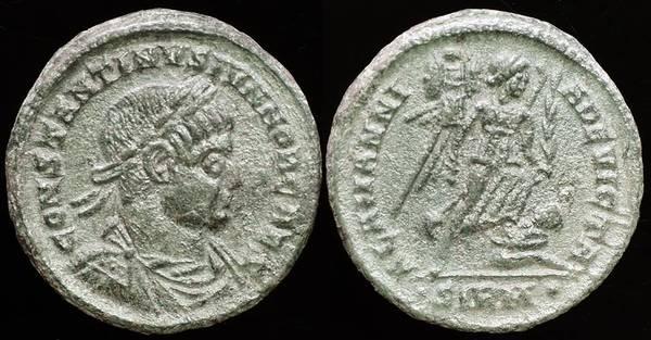 Constantinus II - Alamannia