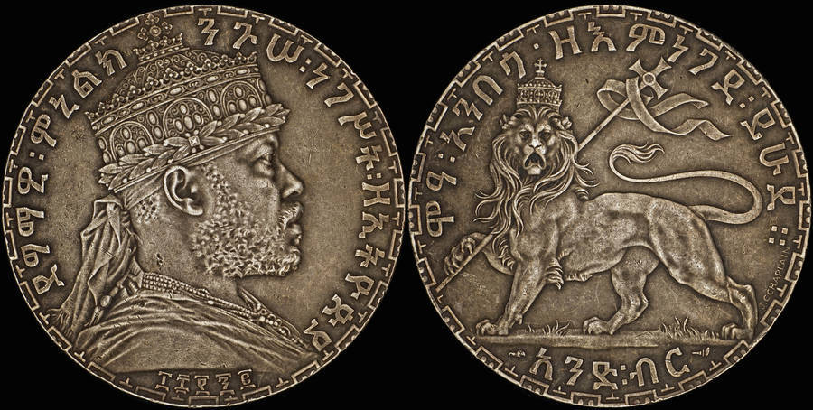 1900 Ethiopian Birr