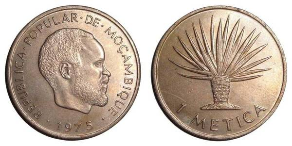 MOZAMBIQUE (PEOPLES REPUBLIC)~1 Metica 1975