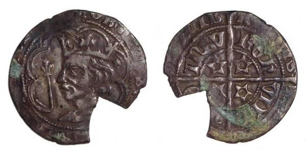 SCOTLAND~AR Groat 1329-1371 AD