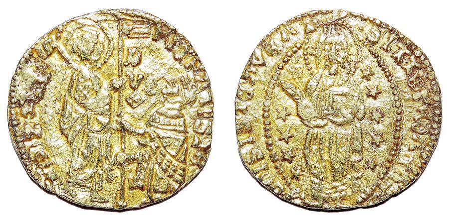 CHIOS ~AV Zecchino 1415-1436 AD