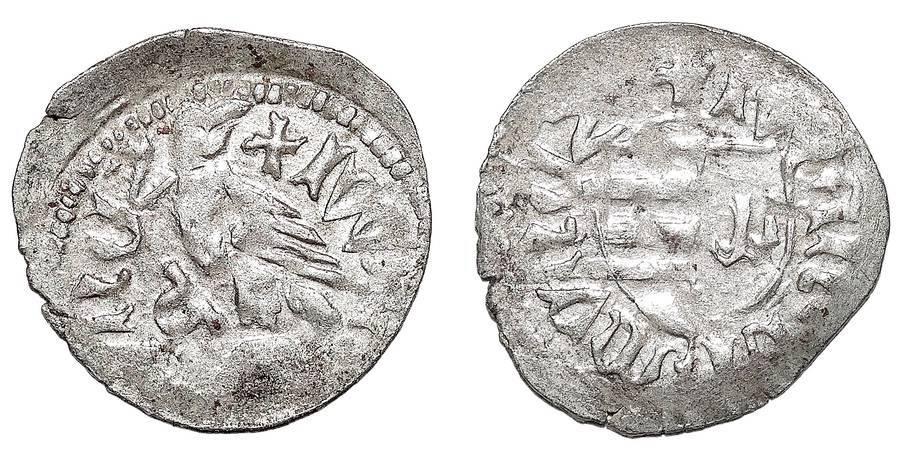 WALLACHIA (PRINCIPALITY)~AR Ducat 1386-1418 AD