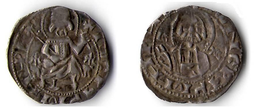 Ivan Sratsimir silver coin