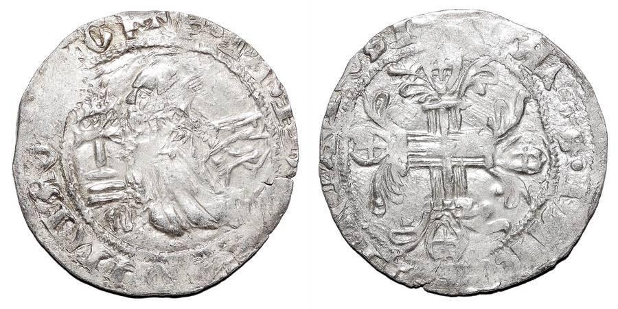 RHODES ~AR Gigliato 1396-1421 AD