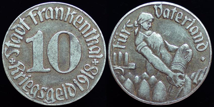 GER_10kriegsPf_Frankenthal_Rosie1918