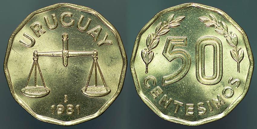 Uraguay50C81