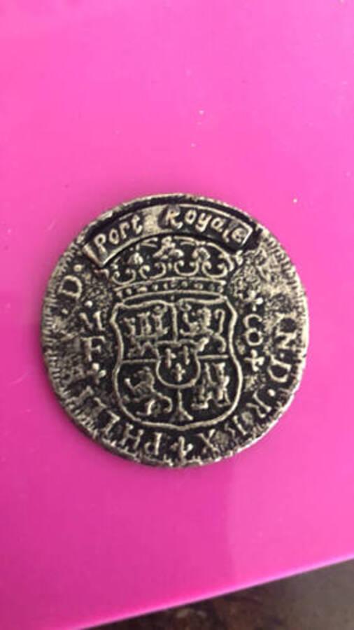 pilar 1743 coin?